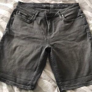 Calvin Klein City Short